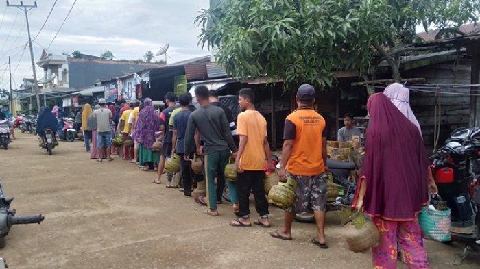 Selain Antisipasi Sembako, Pemkab Tanjab Timur Juga Minta ke Pertamina Tambahan Kuota Gas LPG