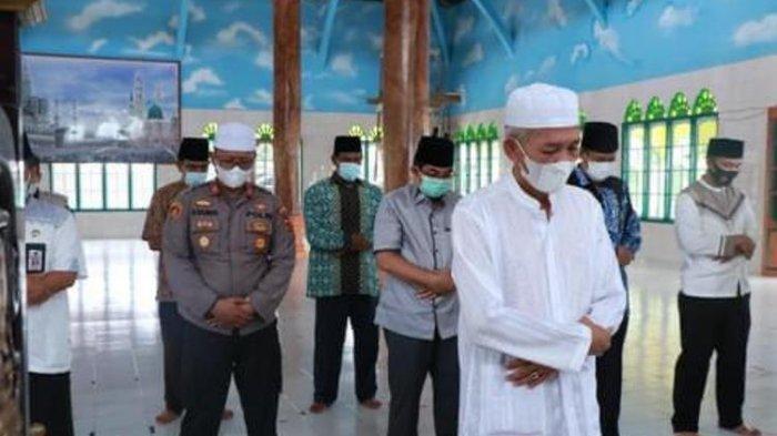 Pemkab Tanjab Barat Buat Video Simulasi Salat Ied dan Akan Dishare ke Pengurus Masjid