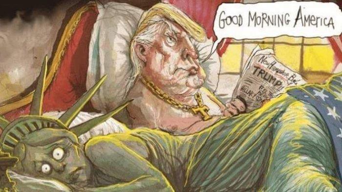 Sugar Daddy dan Sugar Baby Dikaitkan dengan Presiden AS Donald Trump dan Bos Playboy, Apa Artinya?