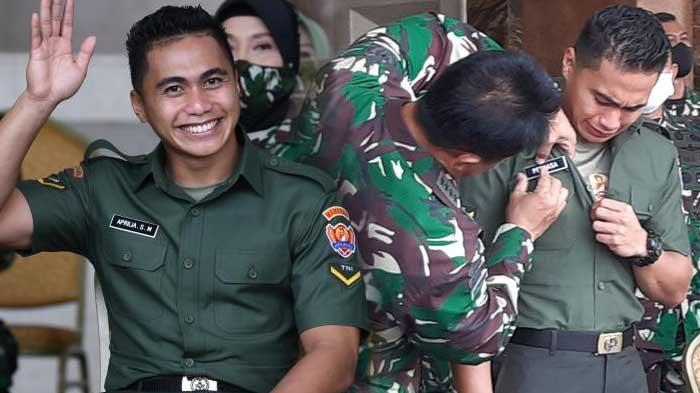 JADI Momen yang Ditunggu, Serda Aprilio Perkasa Manganang Sudah Sah Jadi Laki-laki Secara Hukum