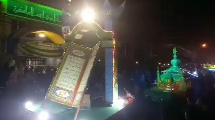 Tradisi Unik Masyarakat Tanjung Jabung Barat Saat Ramadan Ada Arakan Sahur, Asyik dan Seru