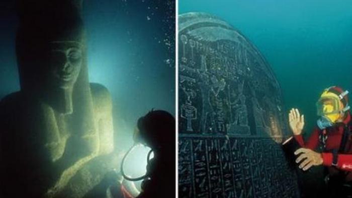 Menggali Benua Atlantis, Fakta atau Mitos ?