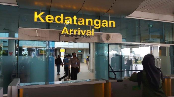 Sehari Capai 1.800 Penumpang, Pengunjung di Bandara Sultan Thaha November 2020 Meningkat