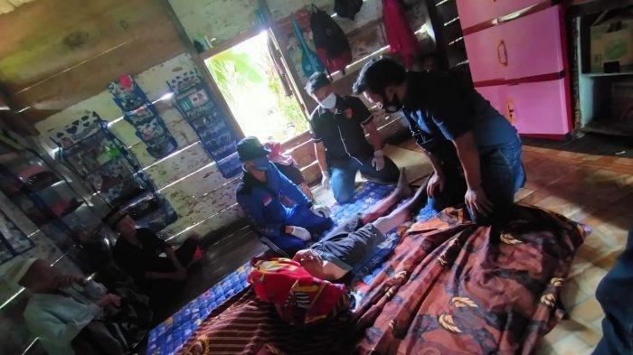 Pria Asal Palembang Tinggal di Pemayung Tewas Gantung Diri, Polisi Ungkap Alat Yang digunakan