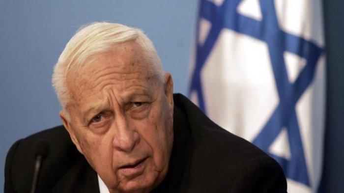 Dikenal Kejam PM Israel Ariel Sharon Sekarat dan Tewas Mengenaskan, Banyak Rakyat Palestina Dibantai
