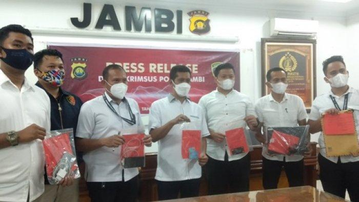 Tersangka Utama Kasus Arisan Online Jalani Sidang Dakwaan Perdana Besok di PN Jambi