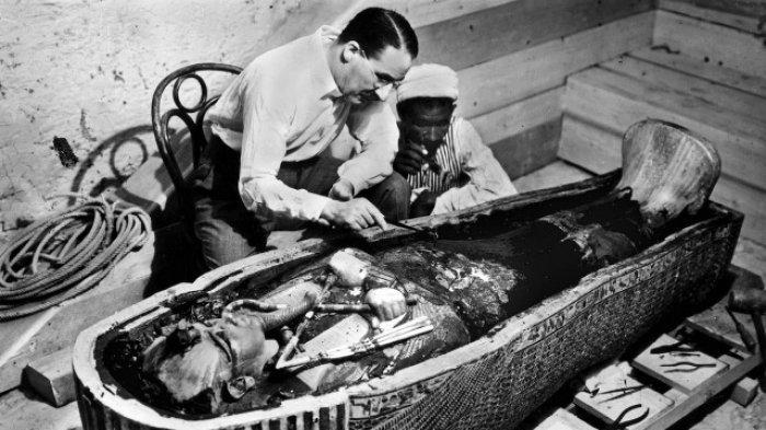 Siapa Sangka, Bukti Ilmiah Ungkap Bahwa Senjata Firaun Miliki Material dari Luar Angkasa
