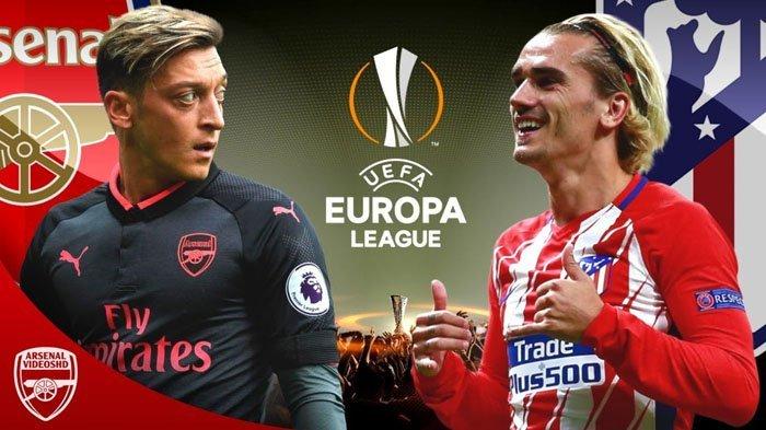 Prediksi Arsenal vs Atletico Madrid, Pembuktian Oezil Dkk Beri Kado Terakhir Untuk Arsene Wenger
