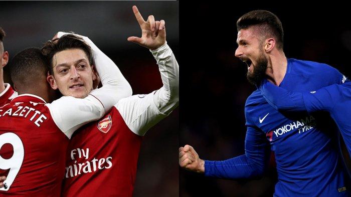 MALAM INI, Prediksi Skor Final Piala FA Arsenal vs Chelsea Siaran Langsung RCTI Plus Live Streaming