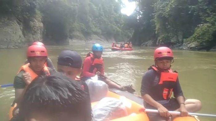 Menantang Jeram Sungai Batang Merangin, Manjakan Mata dan Pacu Adrenalin di Objek Wisata Ekstrem