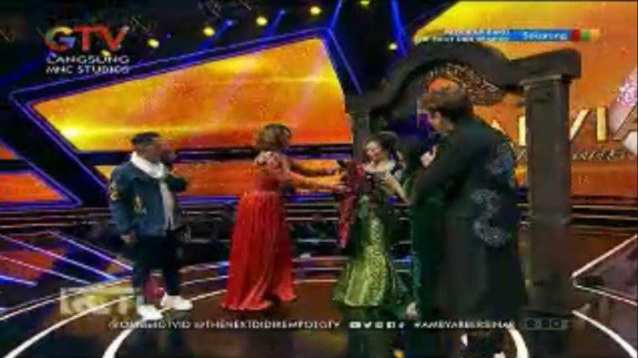 Arvia Penyanyi Sunda Luwes Nembang Lagu Jawa, Ini Link Live Streaming The Next Didi Kempot Malam Ini