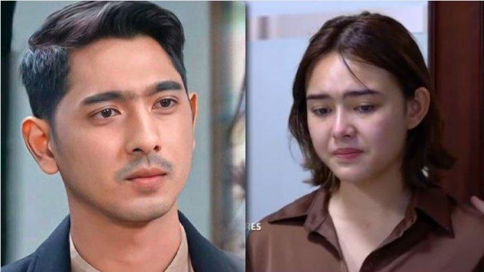 Kesalahan Fatal Arya Saloka Penyebab Amanda Manopo Mau Pindah,Berawal di Lokasi Syuting Ikatan Cinta