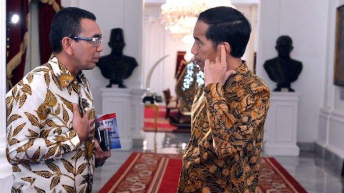 Ribut Karena Jabatan di BUMN, Relawan Jokowi Laporkan Relawan Jokowi, Bermula dari Pesan di Grup WA
