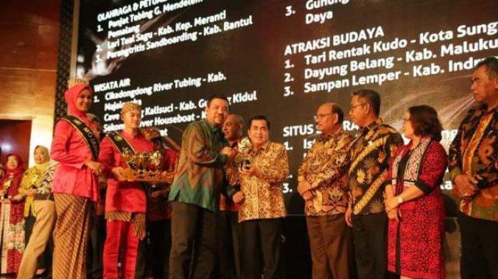 Tembus Nasional, Tari Rantak Kudo Asal Sungaipenuh Raih Atraksi Budaya Terpopuler di Jakarta