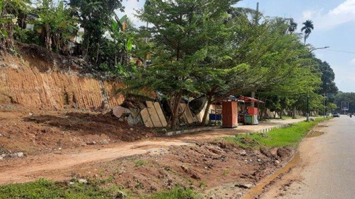 Laporan di Polres Merangin Masih Lanjut, Aset Bermotif Geopark yang Dirusak OTK Sedang Dihitung
