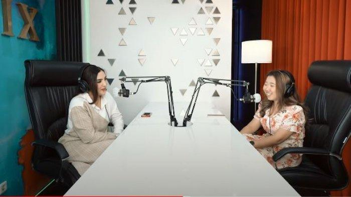 Ashanty dan Kiky Saputri