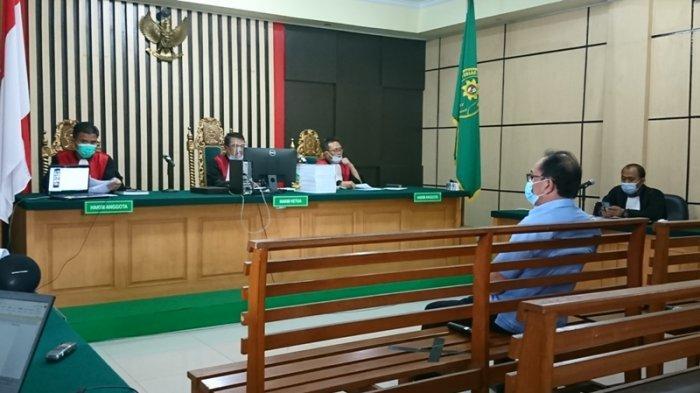 Tiga Mantan Pimpinan DPRD Provinsi Jambi Minta Ditahan di Jambi