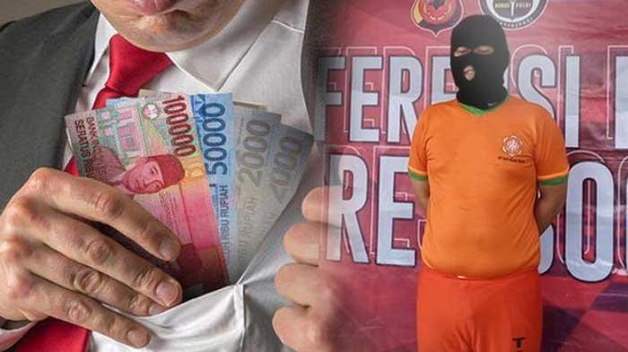 Asisten Manajer Bank Kuras Dana Nasabah Rp1 Miliar Tinggal Rp1 Juta, Dipakai Pelaku Buat Judi Online