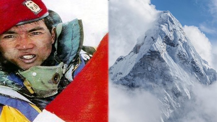 Detik-detik Tiga Prajurit Kopassus Taklukkan Puncak Everest, Asmujiono Teriak Allahu Akbar, Komando!