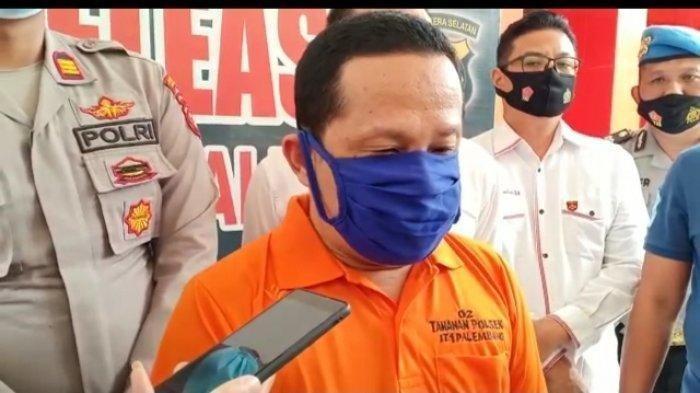 Motif PNS Palembang Jadi Pecandu Narkoba, Lebih Percaya Diri Saat Kasih NasIhat Calon Pengantin