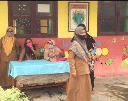 Guru di Kabupaten Batanghari tetap berada di sekolah selama pandemi Covid-19
