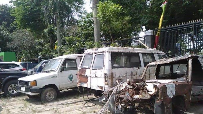 Kabar Gembira, Pemkot Jambi Bakal Lelang Aset Kendaraan Dinas Bekas