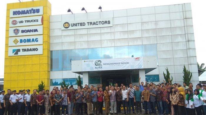 Lowongan Kerja Terbaru di PT United Tracktors untuk Lulusan S1, Pendaftaran Terakhir Besok