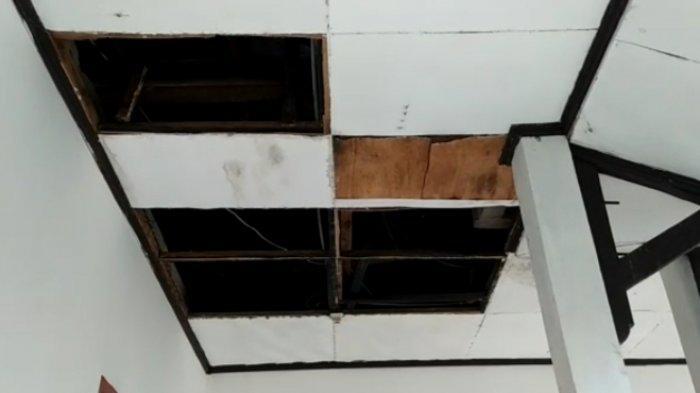 Atap Gedung Kantor PUPR Muarojambi Nyaris Rusak, Rp 1,2 Miliar untuk Perbaikan