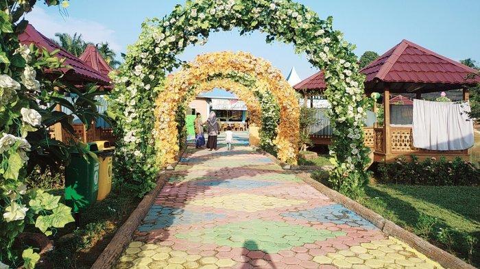 Athaya Garden, Wisata 'Ngetop' Nan Eksotis di Bungo