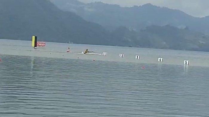 Atlet Dayung Jambi Lolos ke Semifinal dan Final di PON XX Papua 2021