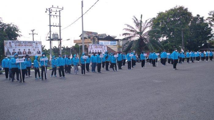 Tujuh Atlet Andalan Kabupaten Bungo Ikut Perkuat Provinsi Jambi di PON Papua