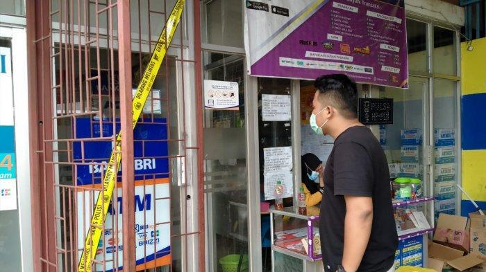 Polisi Sebut Kerugian dari ATM yang Dibobol di Kawasan Arizona Capai Rp 310 Juta