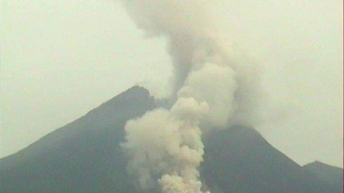 Aktivas Gunung Merapi Meningkat, Beberapa Wilayah Ini Sempat Terkena Dampak Abu Vulkanik