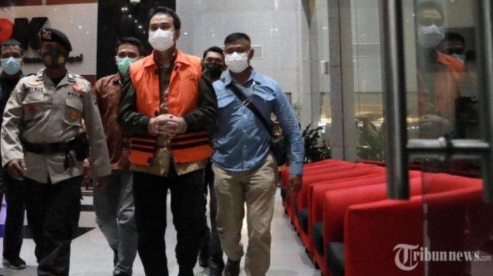 Wakil Ketua DPR Ditangkap KPK Saat Sembunyi di Pondok Pinang, Langsung Ditahan