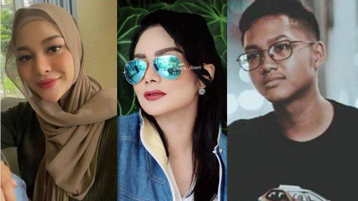 Niat Krisdayanti ke Clubbing Dipergoki Aurel dan Azriel Terungkap, Imbas Vikcy Prasetyo Ungkit Foto