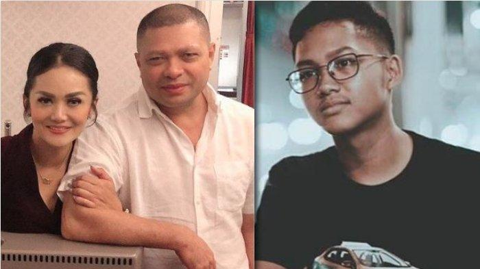 Reaksi Raul Lemos Lihat Perlakuan Azriel Terhadap Anaknya Saat ke Rumah Krisdayati Mendadak Disorot