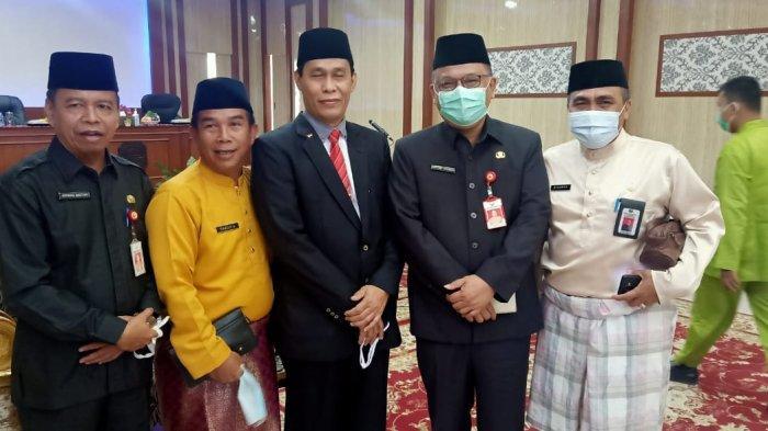 Azrin Resmi Dilantik Jadi Pj Sekretaris Daerah Muarojambi Gantikan Jangning