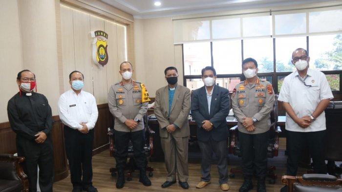 Pemerintah Memberikan Jaminan Rasa Aman Dalam Beribadah