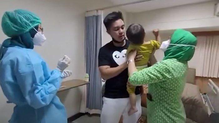 Ulah Baim Wong Saat Paula Verhoeven Lahiran Ditegur Dokter, Ayah Kiano Nekat Lakukan Ini