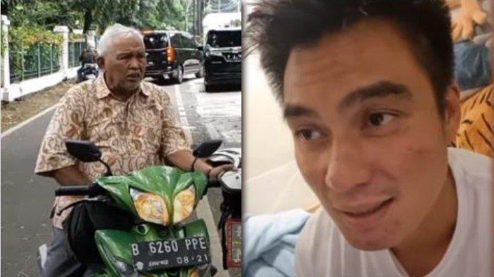 Pembelaan Baim Wong Ketika Marahi Seorang Kakek yang Disebut Ngemis: Saya Benci Banget
