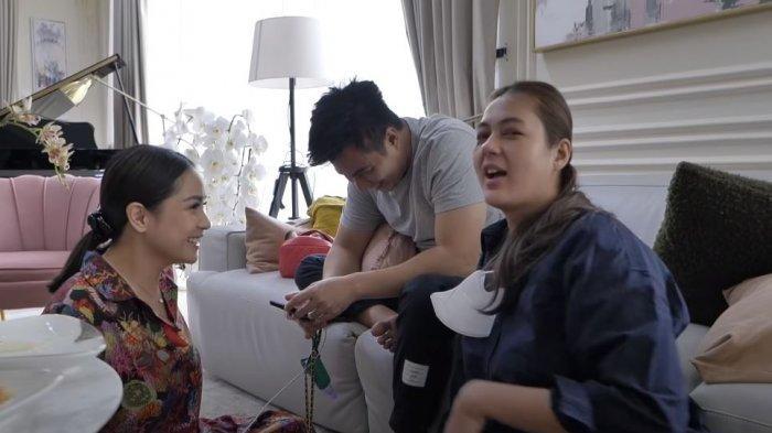 Baim Wong, Paula Verhoeven dan Nagita Slavina