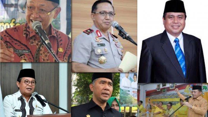 Santer Nama Bursa Calon Gubernur, Namun Masih Malu-Malu Nyatakan Siap Maju Pemilihan Gubernur 2020.