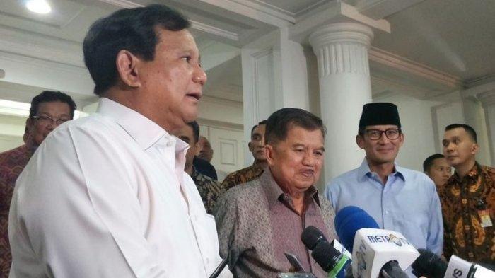 Akankah Prabowo Rela Jelaskan ke Publik Soal Perjalanan ke Dubai dan Austria, TKN Tunggu Jawaban!
