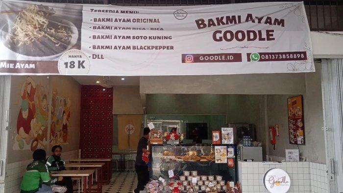 Kuliner Jambi Bakmi Ayam Goodle Juga Hadirkan Produk Frozen dan Promo Menarik