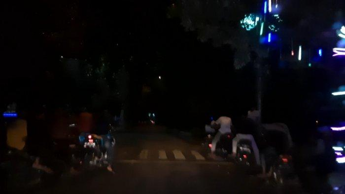 Warga Resah dengan Aksi Balap Liar Depan Kantor Bupati Bungo, Harap Satpol PP & Polisi Turun Tangan