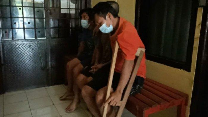 BREAKING NEWS Lesakkan Timah Panas, Polres Tebo Tangkap Bandar Narkoba Lintas Provinsi
