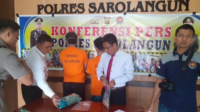 Bandar Sabu di Sarolangun Diringkus Polisi, Ngaku Dapat Sabu dari Muratara, Sumatera Selatan