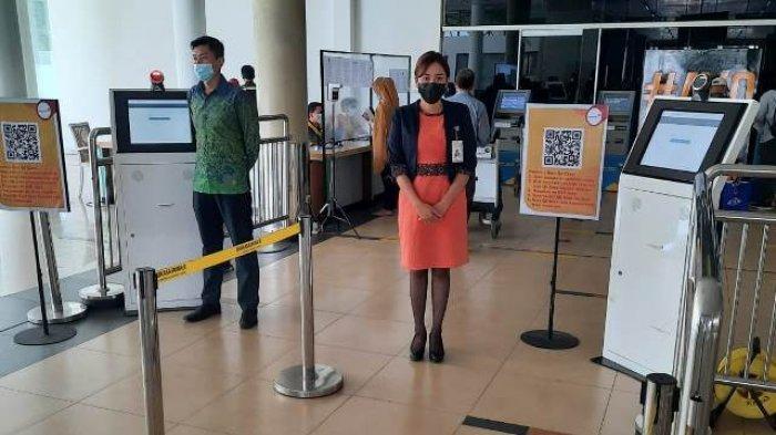 Kurangi Penyebaran Virus Covid 19 Bandara Sultan Thaha Berlakukan Digitalisasi Validasi Dokumen