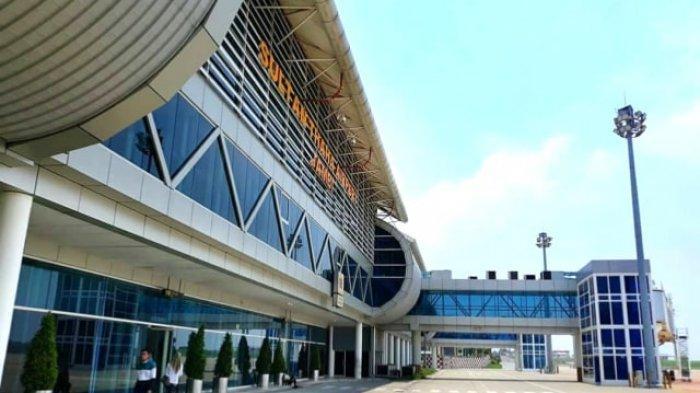 Bandara Jambi Gelar Latihan Simulasi Table Top Exercise dan Rapat Komite Keamanan dan Keselamatan