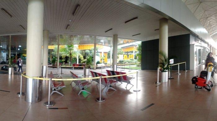 Bandara Sultan Thaha Jambi Berlakukan GeNose C19